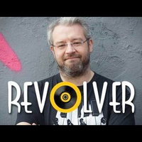 Logo of show Revolver