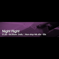 Logo of show Night Flight