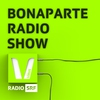 Logo of show Bonaparte Radio Show