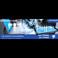 Logo of show Le Zoom Futuradios