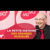 Logo of show La petite histoire des grandes musiques