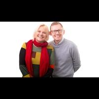 Logo of show Julie Skentelbery and James Churchfield