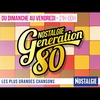 Logo of show Nostalgie GENERATION 80