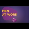 Logo de l'émission MEN AT WORK