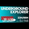 Logo de l'émission Underground Explorer