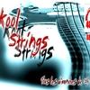 Logo of show Kool Strings (rediffusion)