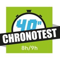 Logo de l'émission Chronostest