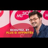 Logo de l'émission Ecoutez, et plus si affinités