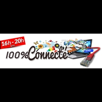 Logo of show 100% Connecté