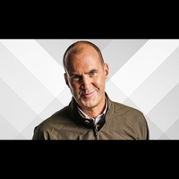Logo of show Johnny Vaughan