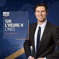 Logo of show 12H, L'Heure H, L'info
