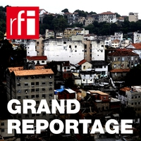 Logo of show Grand Reportage