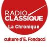 Logo de l'émission La Chronique Culture