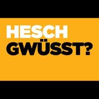 Logo de l'émission Hesch gwüsst ?