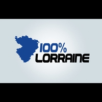 Logo of show 100% Lorraine