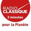 Logo de l'émission 3 minutes pour la Planète