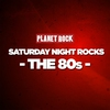 Logo de l'émission Saturday Night Rocks – The 80s