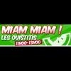 Logo of show Miam Miam les Ouistitis