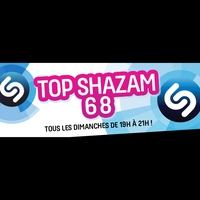Logo de l'émission le Top Shazam 68
