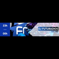 Logo of show DJ Futuradios