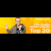 Logo of show Life Radio Hörer-Charts