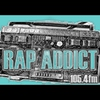 Logo of show RAP ADDICT