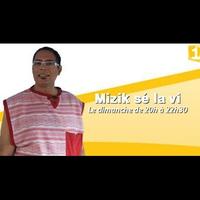 Logo de l'émission Mizik sé la vi