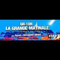 Logo de l'émission La Grande Matinale