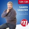 Logo de l'émission Samedi Sabatier