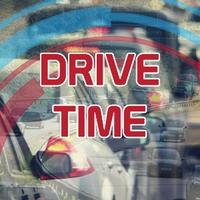 Logo of show Drivetime