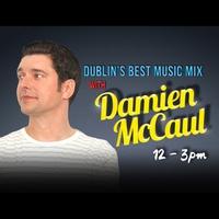 Logo de l'émission Dublin's Best Music Mix with Damian McCaul
