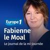Logo de l'émission Le journal de la mi-journée