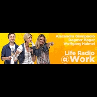 Logo of show Life Radio @ Work