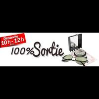 Logo de l'émission 100% Sortie