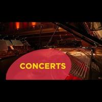 Logo of show Concert