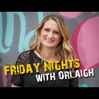 Logo of show Friday Nights with Orlagh