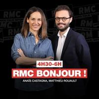 Logo of show RMC Bonjour !