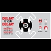 Logo of show Deejay is your Deejay