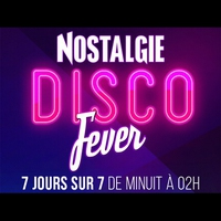 Logo of show Nostalgie DISCO FEVER
