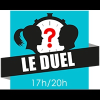Logo of show Le Duel