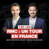 Logo of show RMC Un Tour en France
