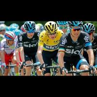 Logo de l'émission Tour de France