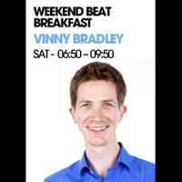 Logo of show Weekend Beat Breakfast