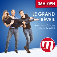 Logo of show Le Grand Réveil!