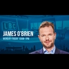 Logo de l'émission James O'Brien