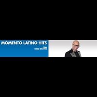 Logo of show Momento Latino Hits (in replica)