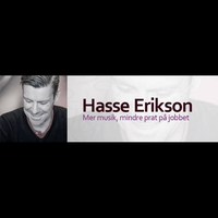 Logo of show HASSE ERIKSSON
