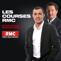 Logo of show Les Courses RMC