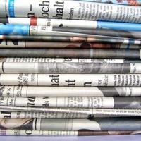 Logo de l'émission La pépite des journaux rhénans par Huguette Dreikaus