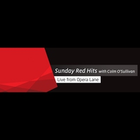Logo of show Sunday Red